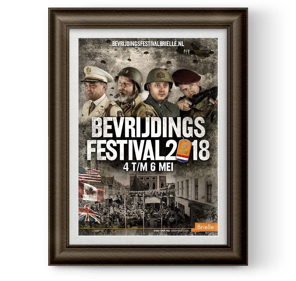 Retro-Frame-Bevrijdingsfestival 2018