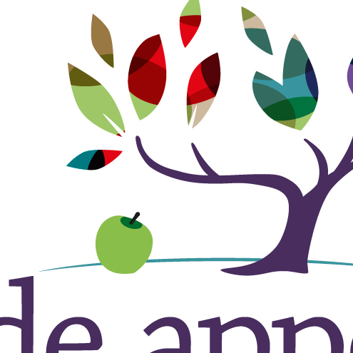 De appel communicatie logo